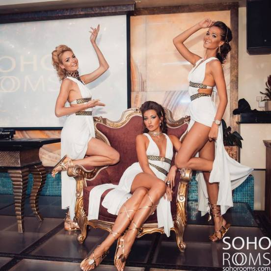 soho rooms moscow