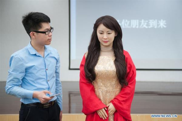 First Human Robot is more than real – Meet the Chinese JiaJia
