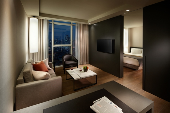 Shilla stay mapo latest luxury hotel in seoul richieast for Design hotel xym ulsan