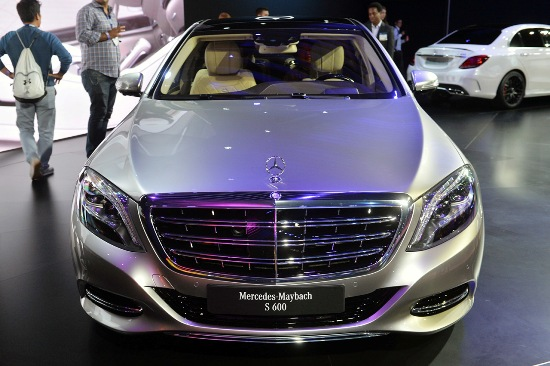 Mercedes maybach 2016 china