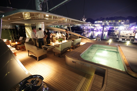 Singapore Yacht Show 2015