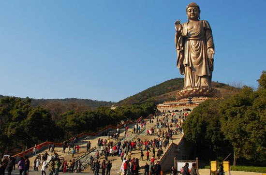 largest buddha statue in the world