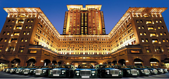 The most luxurious hotels in china and japan richieast for Luxury hotels all over the world