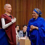 Robot Sofia – The World's First robot to became a Saudi citizen