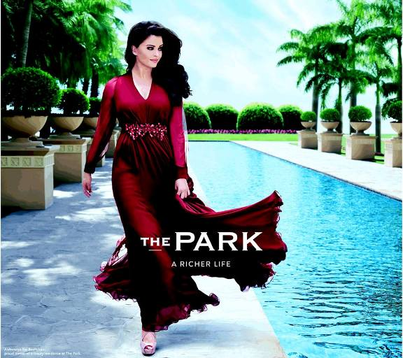 Aishwarya Rai Bachchan Looking gorgeous for Lodha ThePark photo shoot (7)