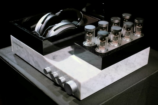 Sennheiser Orpheus 55,000$ - world's most expensive headphones