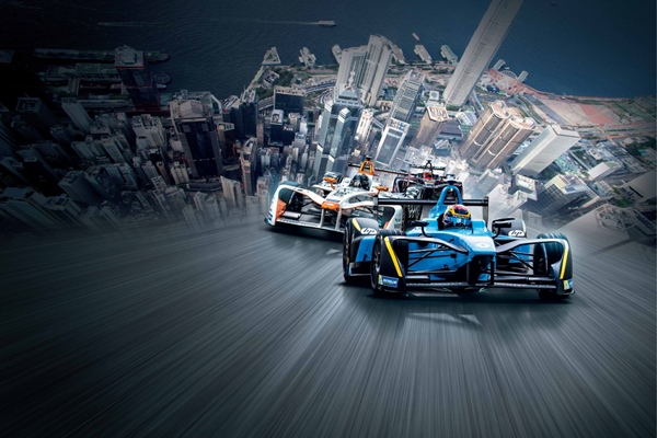 FIA FORMULA E to be enjoyed at MANDARIN ORIENTAL Hong Kong