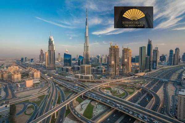 MANDARIN ORIENTAL DUBAI LAUNCHES A SECOND LUXURY HOTEL