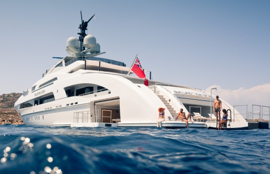 charterworld luxury charter