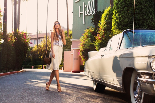 Asprey presents the SS'18 handbag range at Dorchester Collection The Beverly Hills Hotel