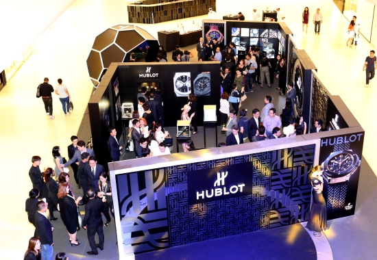 Hublot Boutique Opening in Bangkok 10