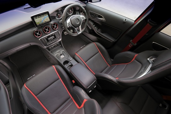 Mercedes-Benz-A45-AMG-interior