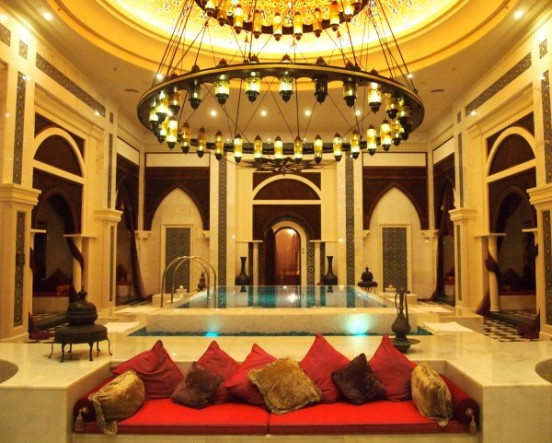 most expensive facial treatment ottoman spa jumeirah