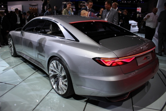 Audi A9 Prologue In Asia A 2016 Concept Ready For Asian Luxury