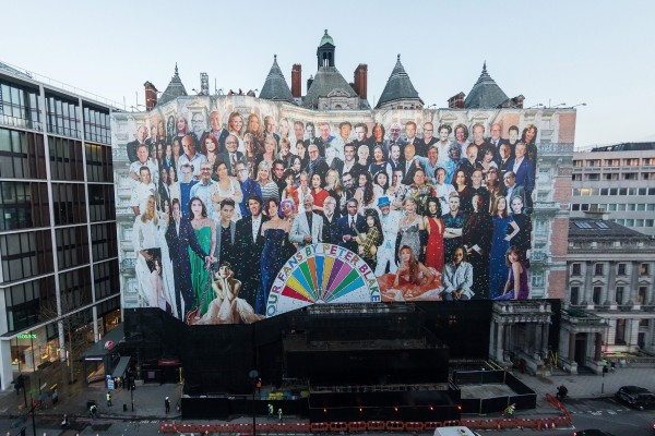 Mandarin Oriental London, Hyde Park partners with Sir Peter Blake for a New Look