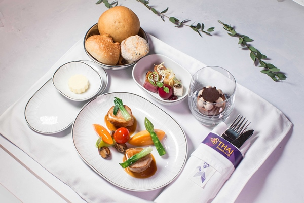 MANDARIN ORIENTAL TAIPEI AND THAI AIRWAYS - A MICHELIN GASTRONOMIC EXPERIENCE