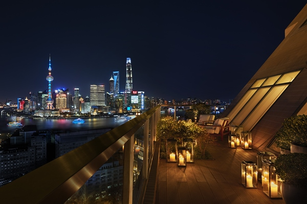 THE SHANGHAI EDITION - LUXURY OPENING OF CHINESE HERITAGE