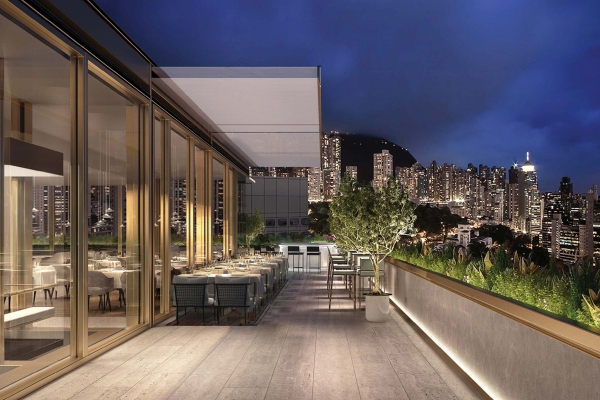 The Murray Hong Kong debuts with a huge Events Venue