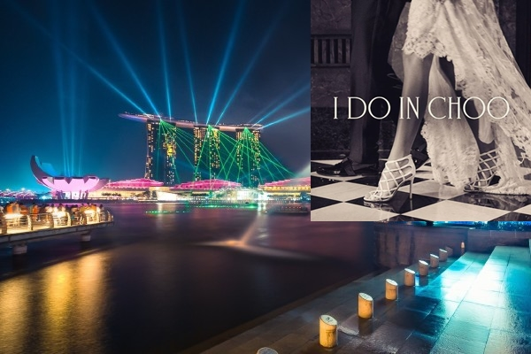 I DO IN CHOO at Mandarin Oriental Singapore by Jimmy Choo