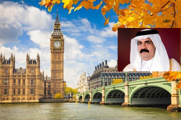 Al Thani Royal Family is the richest in London