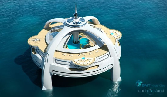 yacht design utopia