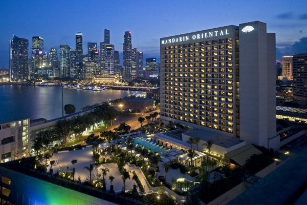 MANDARIN ORIENTAL SINGAPORE OFFERS THE NEW DIGITAL RETREAT