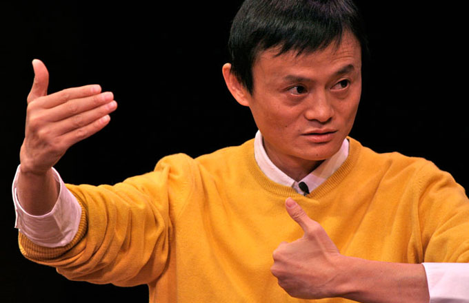 Jack Ma richest man in china
