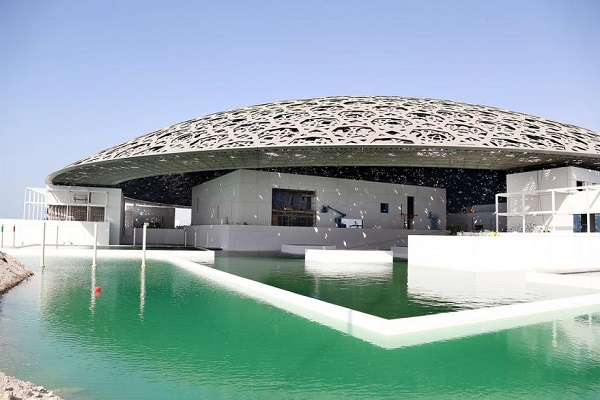 Louvre Abu Dhabi - Developing A New Path for Culture