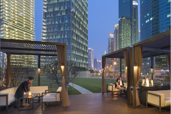Mandarin Oriental Shanghai makes Shanghai the Summer Spot of the year