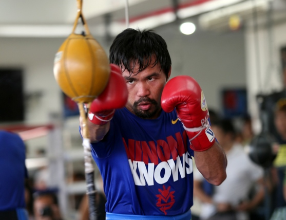 Manny Pacquiao Floyd Mayweather