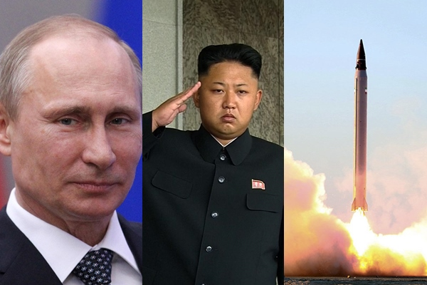 The connection between Russia and North Korea – Vladimir Putin and Kim Jong Un